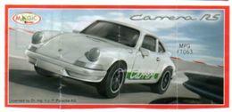 BPZ123 France : Ref : FT063 Série Porsche / Carrera RS - Notices