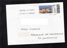 COVER / FRANCE MACEDONIA ** - Frankrijk