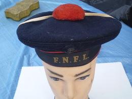 Ancien Bachi Légendé FNFL,matriculé,complet Et En Bon état - Headpieces, Headdresses