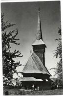 Romania Biserica De Lemn Din Cuhea Non Viaggiata - Romania