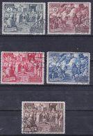VATICANO 1951 Concilio Di Calcedonia Serie Completa Usati - Oblitérés