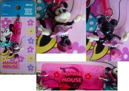 Decorative Strap : Disney, Minnie Mouse - Charms