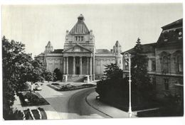 Romania Arad Palatul Cultural The Palace Of Culture Non Viaggiata - Romania