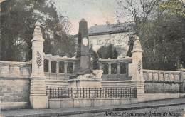 ARLON - Monument Orban De Xivoy - Aarlen