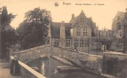 BRUGES - Derrière Gruuthuse - La Doyenné - Brugge