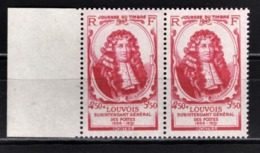 FRANCE 1947 - PAIRE  Y.T. N° 779  - NEUFS** - France
