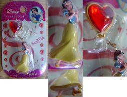 Decorative Strap : Disney, Snow White - Charms