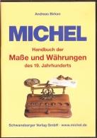Michel CD-Handbuch Maße Und Währungen 19. Jahrhunderts, Weight & Measures - Software