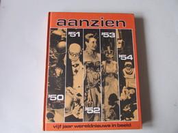 Aanzien 1951 - 1954 - Libros, Revistas, Cómics