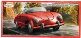 BPZ129 France : Ref : FT062 Série Porsche / Speedster - Instructions