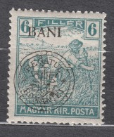 Romania Overprint On Hungary Stamps Occupation Transylvania 1919 Mi#29 I Mint Hinged - Transylvanie