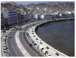 (175) Oman - Mutrah Corniche - Oman