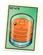 BPZ131 France : Ref : K01-78 Jeu De Bille - Notices