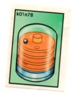 BPZ131 France : Ref : K01-78 Jeu De Bille - Instructions