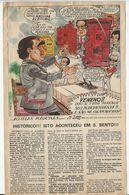 Political Advertising * Gabinete Da Comissão Nacional De Apoio à Candidatura Do Alm. José Batista Pinheiro De Azevedo - Reclame