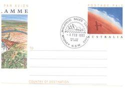 (350) Australia Aerogramme - Set Of 6 - Australia