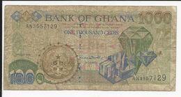 Ghana 1000 Cedis 1999 - Ghana