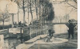 H104 - 71 - PARAY-LE-MONIAL - Saône-et-Loire - Canal Du Centre - Paray Le Monial