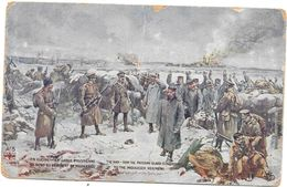 GUERRE  1914/1918  - CPA COLORISEE - La Garde Prussienne  - DRO - - War 1914-18