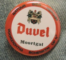 Pin Button Badge Ø38mm Duvel (bière) 1 - Beer