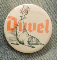 Pin Button Badge Ø38mm Duvel (bière) 8 - Beer