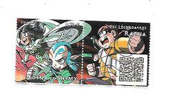 Bande-dessinée Manfra Jadina Et Shimy 5082 Oblitéré 2016 - France
