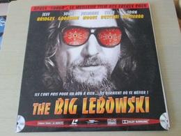 LASER DISC (format 33 Tours , Pas Un Dvd) THE BIG LEBOWSKI  Un Film De JOEL ET ETHAN COHEN - Sciences-Fictions Et Fantaisie