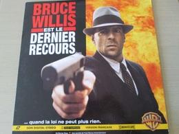 LASER DISC (format 33 Tours , Pas Un Dvd) LE DERNIER RECOURS Un Film De WALTER HILL - Sciences-Fictions Et Fantaisie