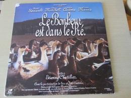 LASER DISC (format 33 Tours , Pas Un Dvd) LE BONHEUR EST DANS LE PRE Film D'Etienne Chatilliez - Sci-Fi, Fantasy