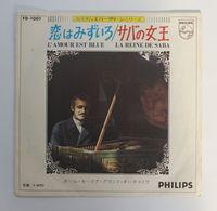 Vinyl SP :  L'Amour Est Blue - La Reine De Saba /  Paul Mauriat / Philips  FD-1001 Japan - Disco & Pop
