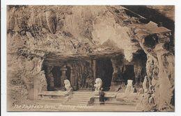 Bombay Harbour - Elephant Caves - Rigold & Bergmann - India