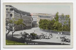 Bombay - Elphinstone Circle No. 1. - Macropolo BO 712 - India