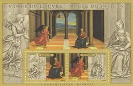 FRANCE N°90** Musée Du Louvre L'ANNONCIATION - Neufs