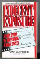 Indecent Exposure - David McClintick - 1983 - 544 Pages 17,5 X 10,8 Cm - Films