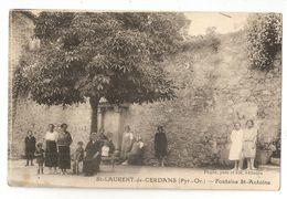 66 Saint Laurent De Cerdans, Fontaine Saint Antoine (2051) - Other Municipalities
