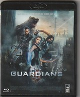 Dvd Blu Ray GUARDIANS   Poids 90 Gr - Fantasy
