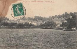 27 - SAINT GEORGES DU VIEVRE - Vue Générale - Francia