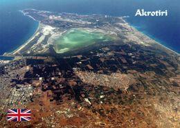 1 AK Akrotiri * Britische Militärbasis Auf Zypern - Akrotiri Liegt Westlich Von Limassol - Luftbildaufnahme * - Cyprus
