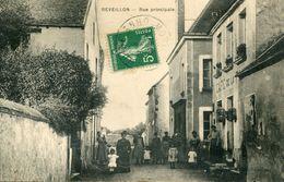 REVEILLON - France