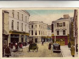 Galway, William Street. Post Card  Anni 40 - Galway