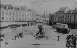 Place Du 14 Juillet - Commentry