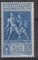 ITALIË - Michel - 1941 - Nr 632 - MH* - Nuovi