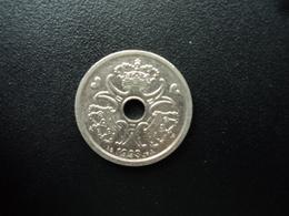 DANEMARK : 1 KRONE  1993 LG ; JP ; A   KM 873.1   SUP - Denmark