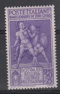 ITALIË - Michel - 1941 - Nr 631 - MH* - Nuovi