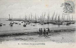 17)  ÎLE  D'  OLERON - Port De LA  COTINIÈRE - Ile D'Oléron
