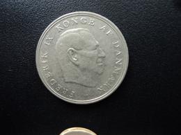 DANEMARK : 1 KRONE  1962 (h) C ; S    KM 851.1   SUP+ - Denmark