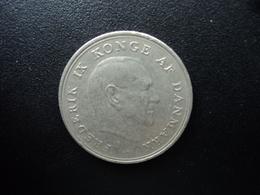 DANEMARK : 1 KRONE  1963 (h) C ; S    KM 851.1   SUP - Denmark