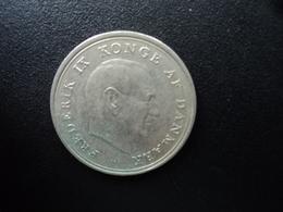 DANEMARK : 1 KRONE  1964 (h) C ; S    KM 851.1   SUP - Denmark
