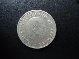DANEMARK : 1 KRONE  1965 (h) C ; S    KM 851.1   SUP - Denmark