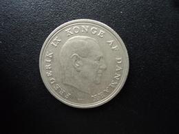 DANEMARK : 1 KRONE  1968 (h) C ; S    KM 851.1   SUP - Denmark